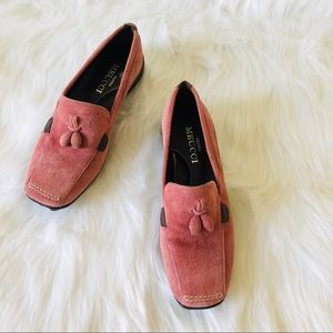 Destiny Mexico Suede loafers size 5.5